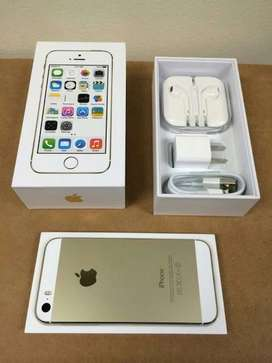 Apple I phone 5s 16 GB in brand new condition with all accessories & B