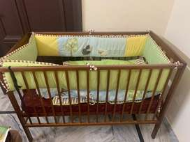 First cry baby cot