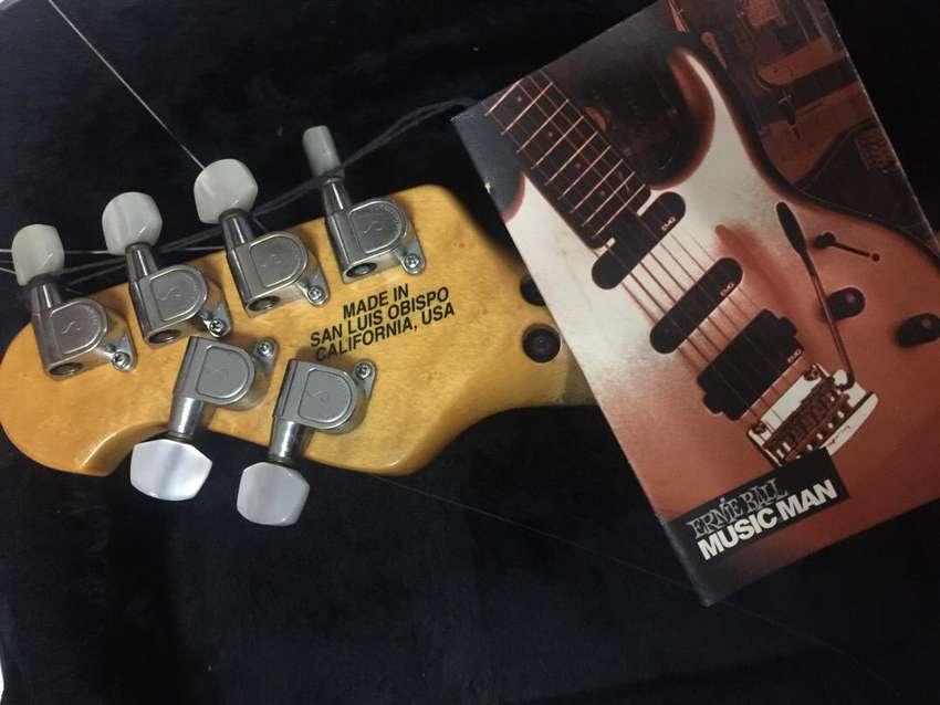 Ori Guitar Electric Ernie Ball Music Man 6 String 0
