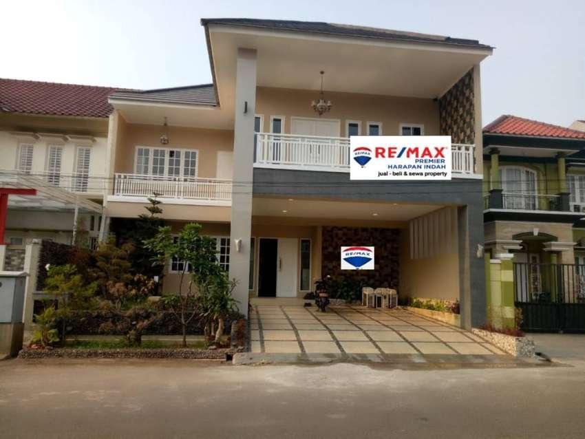 DiJual Rumah Mewah di Cluster Harapan Indah Regency Bekasi 0