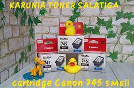 Canon PG745 S Black Ink Cartridge Tinta PG 745 Hitam SMALL