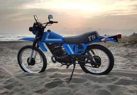 Dijual SUZUKI TS100ER
