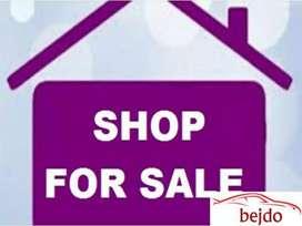 Shop available in near panch batti, pali bajar, beawar