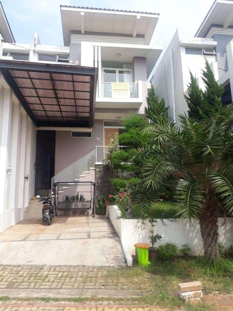 Rumah Full Furnished di Modernhill Pondok Cabe