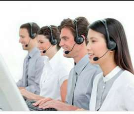 Call center job available for fresh student boys and girls