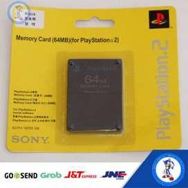 Jual Memory ps2 64MB new