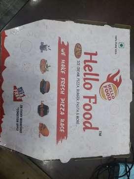 Need cook for dosa and pav bhaji