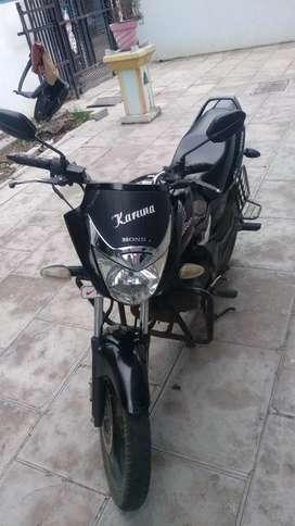 Honda unicorn with good condition