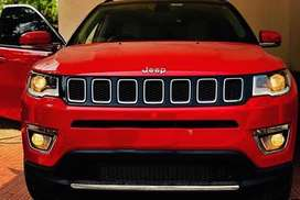 Jeep Compass 2019 for rent