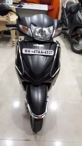 22000 km runned activa4g  brand new contion