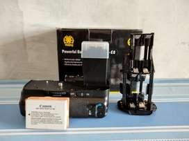 Grip Kamera Canon Voking-E8