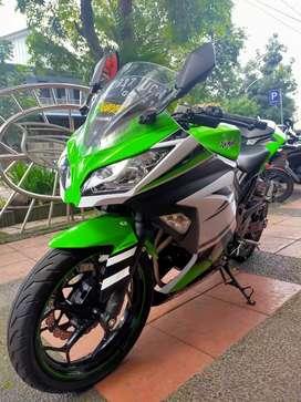 KM 5 ribu Ninja ABS Special edition - Sanjaya Motor Rendy - Mokas band