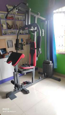 1in10 multi station home gym