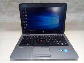 Laptop bekas HP 820 G2 - core i7 - ssd 256 gb