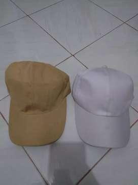 jual topi masih baru