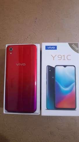 Vivo Y91C Ram 2/32 Like New