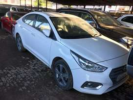 Verna car in brnd new condition.anybody interested then msg me.