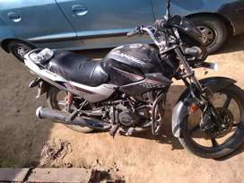 Glamour bike for sale fixed  price