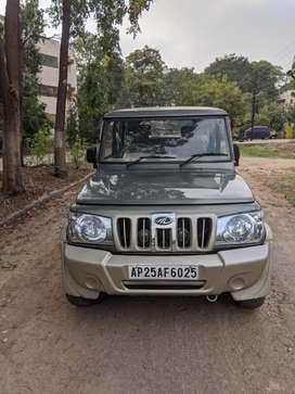 Mahindra Bolero DI BS III, 2011, Diesel