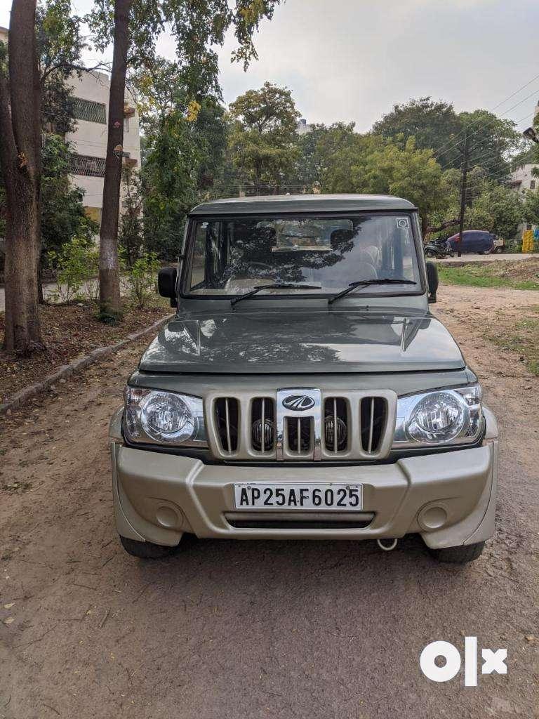 Mahindra Bolero DI BS III, 2011, Diesel 0