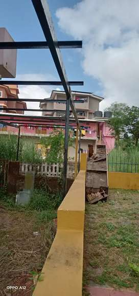 4200 sq ft, Verna Goa Highway facing open plot on Lease/Rent
