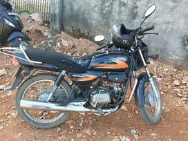 2001 model herohonda with good condition