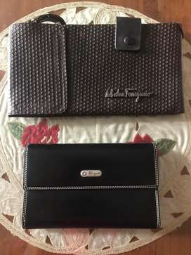 dompet salvatore ferragomo authentic