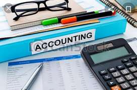 Part time accounting service provider