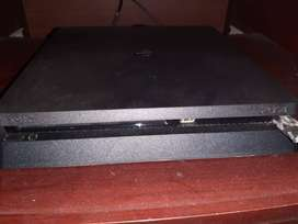 Playstation PS4 slim 500gb with 5 games