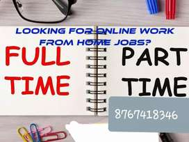 Get paid daily for work from home