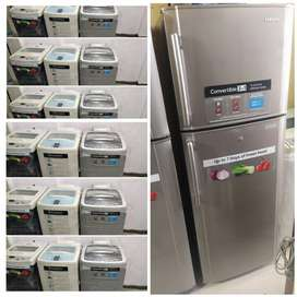 Fridge // washing machine available // good condition