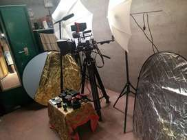 Film making  setup
