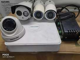 Hikvision CCTV Setup for Sale hurry