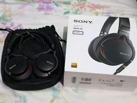 Headphones Sony MDR-1A Black Red 2nd