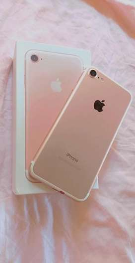 Iphone 7 128gb pemakaian 1 bulan