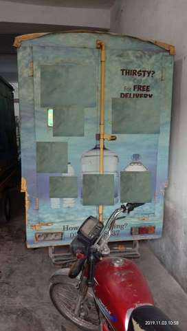 Used Loader Rickshaw 150cc with Rigistration for Sale