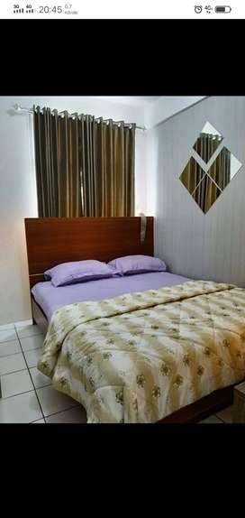 2BD,full furnished,no tv,