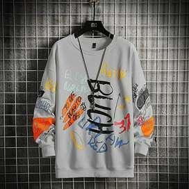Baju Sweater Bucsh 8 Warna
