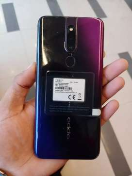 Oppo f11 pro With Complete Box Fresh only One month used