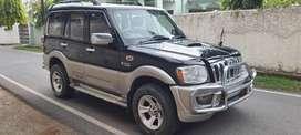 Mahindra Scorpio 2009-2014 SLE BSIV, 2009, Diesel