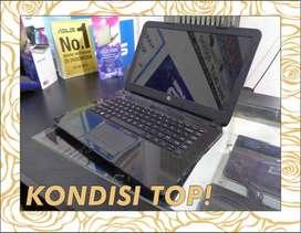 Laptop HP 14 AMD A4-5000 1,5Ghz - KONDISI TOP !