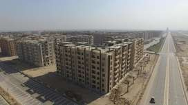 2 bed apartment is available for sale in Bahria Town karachi