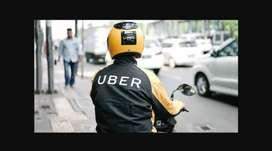 Rider job uber