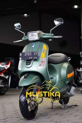 Vespa S 125 I Get 2019 Km2000 Bekas Rasa Baru-Dp4.5jt Murah Mustika
