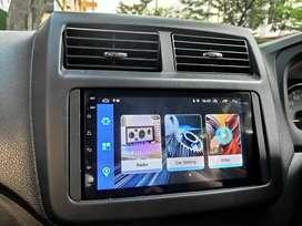 Upgrade Headunit Standar Bawaan Mobil Pakai Android- All New Yaris