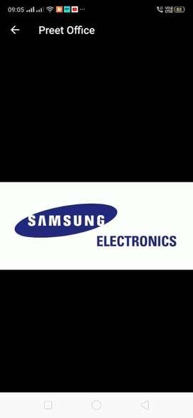Open vacancy in Samsung electronics