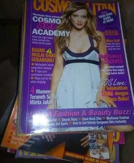 Majalah dewasa kosmopolitan ukuran besar seken