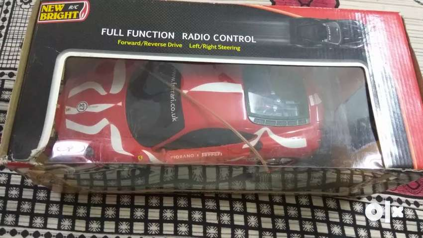 Brand new remote car 0