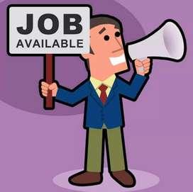 Want salesman and employee