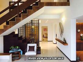 80%loan, 3 BHK house for sale in palakkad with river view